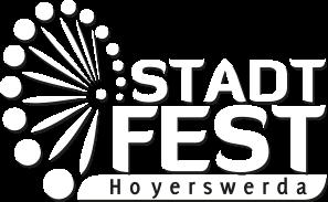 Logo Stadtfest Hoyerswerda